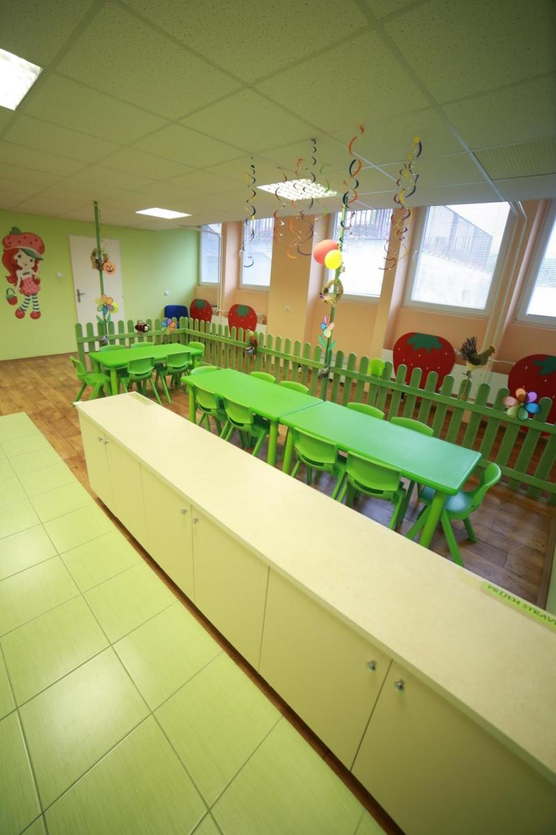 Školské jedálne pri MŠ