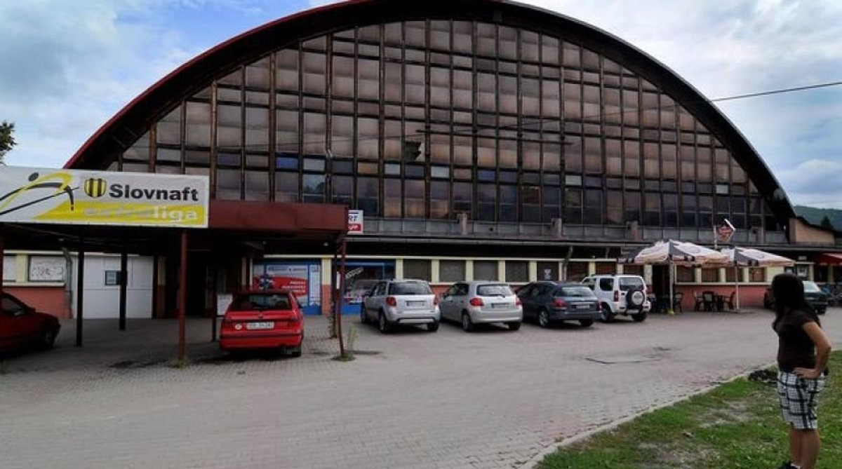 Zimný štadión Banská Bystrica