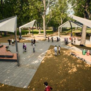 Revitalizácia Mestského parku v Banskej Bystrici 03
