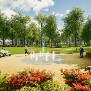 Revitalizácia Mestského parku v Banskej Bystrici 07