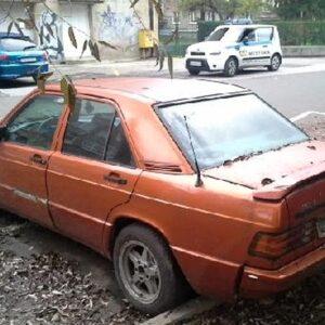 Staré vozidlá v našom meste 3