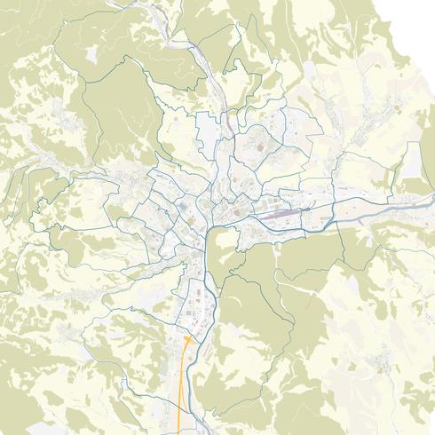 Územný plán mesta Banská Bystrica
